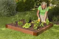 Raised Garden & Sandbox Kit