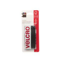 """VELCRO® Brand Sticky Back™ 3.5"""" Black Fastener Strips (4-Pack)"""