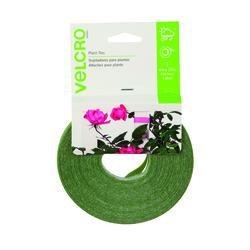 "VELCRO® Brand 45' x 1/2"" Green Plant Ties"