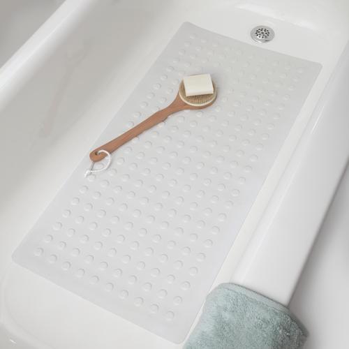Rubber Bathroom Mats: Large Rubber Safety Bath Mat At Menards®
