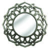 "Edinburgh Designs 24"" Royston Round Wall Mirror"