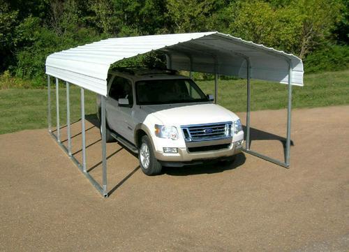 10'W X 18'L X 7'H Storage Shelter At Menards®