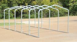 10'W x 22.5'L x 8.5'H Storage Shelter Frame