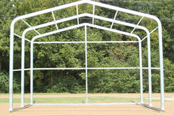12'W x 12'L x 7.5'H Loafing Shed Frame