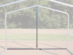 12'W x 7'H Back Enclosure Frame
