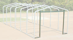 12'W x 7.5'H Front Enclosure Frame