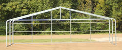 30'W x 12'L x 7.5'H Loafing Shed Frame