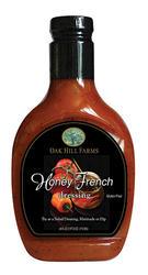 Vita Foods Oak Hill Farms Honey French Dressing - 24 oz.