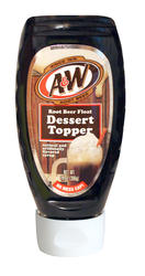 Vita Foods A&W Root Beer Float Dessert Topper - 14 oz.