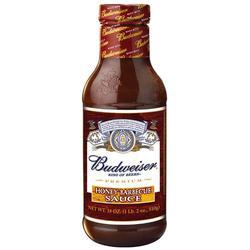 Vita Foods Budweiser Honey Barbecue Sauce - 18 oz.