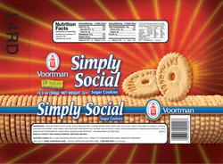 Voortman Simply Social Roll Pack