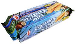 Voortman Coconut Creme Wafers