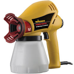 Wagner Power Painter 5.4-GPH Handheld Paint Sprayer with Optimus Tip