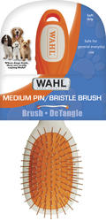 WAHL® Medium Pin and Bristle Brush