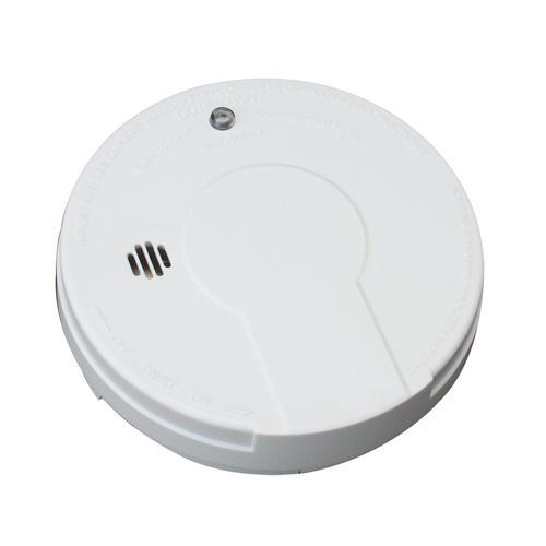 Lifesaver Kitchen Battery Powered Photoelectric Smoke Alarm At Menards
