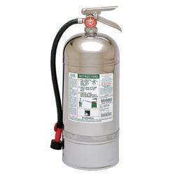 Kidde 6 Liter Class K Wet Chemical Fire Extinguisher