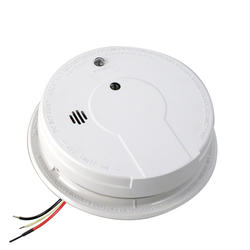 Smart Electrician AC Wire-In Smoke Alarm with Battery Backup