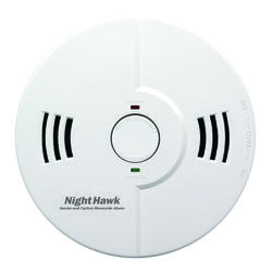 Lifesaver Intelligent Battery Powered Combo Carbon Monoxide/Smoke Alarm