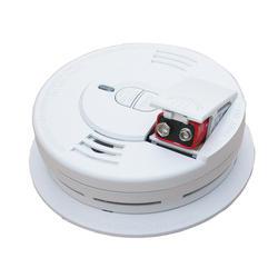 Lifesaver Bedroom Front Battery Door Smoke Alarm