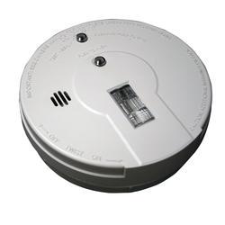 Smart Electrician Battery Powered Escape Light Smoke Alarm