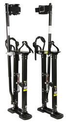 "Strap-N-Stride® 18""-30"" Aluminum Drywall Stilts"