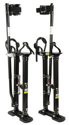 "Strap-N-Stride® 24""-40"" Aluminum Drywall Stilts"