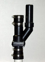 Klunkless Sump Pump Check Valve