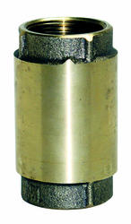 Water Source -  1-1/4 in. Brass Check Valve