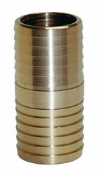 Water Source -  1 in. Brass Insert Coupling
