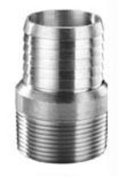 Water Source -  1-1/4 in. Steel Male Insert Adapter