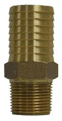 Water Source -  3/4 in. X 1 in. Brass Male Increasing Adapter