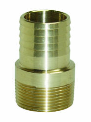 Water Source -  1 in. Brass Male Insert Adapter