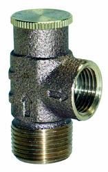 Water Source -  3/4 in. Brass Relief Valve for Use with Well Pressure Tanks