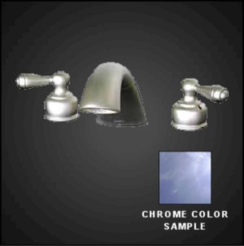 Watertech Chrome Delta 3 Piece Faucet At Menards