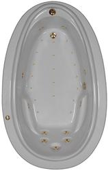 WATERTECH 7244 Combo Bath