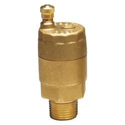 1/8 Inch Automatic Air Vent Valve, Female NPT Connections