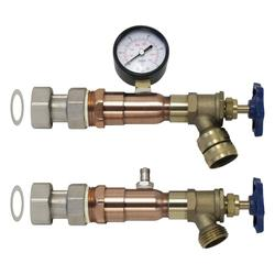 "Pressure Test Kit for 1-1/2""  Flow Master SS Manifolds"