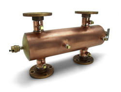 """Hydraulic Separator With 2"""" Flanged Connections"""