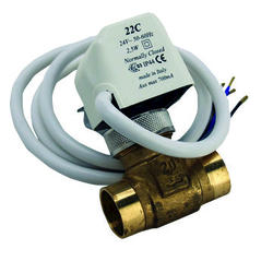 3/4 Inch Zone Valve with Actuator