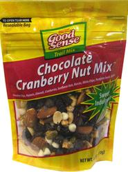 Good Sense Chocolate Cranberry Nut Mix - 6 oz.