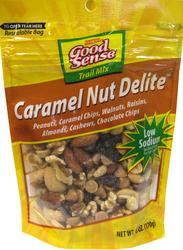 Good Sense Caramel Nut Delite Trail Mix - 6 oz.