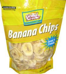 Good Sense Banana Chips - 5.5 oz.