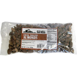 Old Mill Cocoa Toasted Almonds - 12 oz.