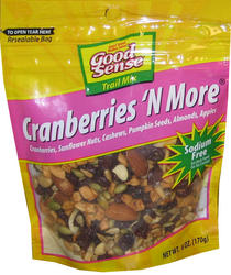 Good Sense Cranberries 'N More Trail Mix - 6 oz.