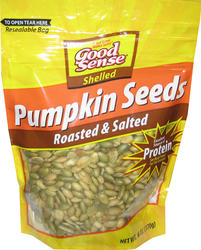 Good Sense Roasted and Salted Shelled Pumpkin Seeds - 6 oz.