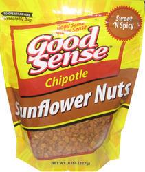 Good Sense Chipotle Sunflower Nuts - 8 oz.