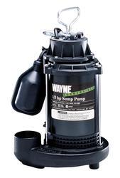 1/3 HP Cast Iron Sump Pump