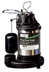 3/4 HP Stainless Steel Sump Pump