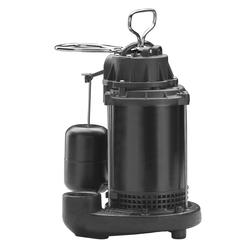 3/4 HP Cast Iron Sump Pump