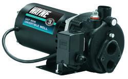 1 HP Cast Iron Convertible Deep Well Jet Pump